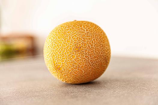 žlutý meloun