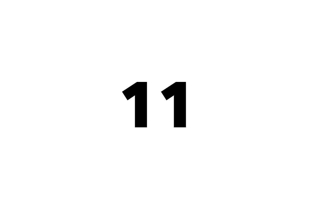 jedenáct