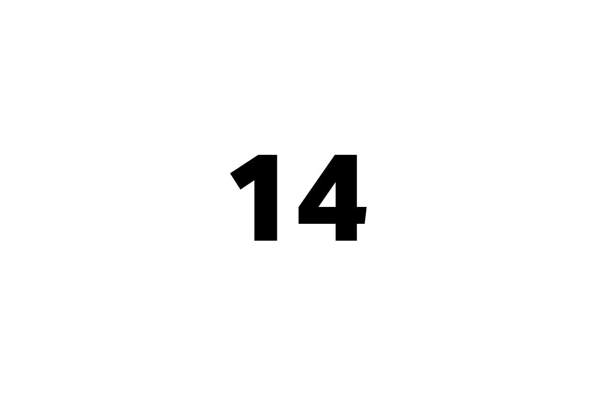 čtrnáct