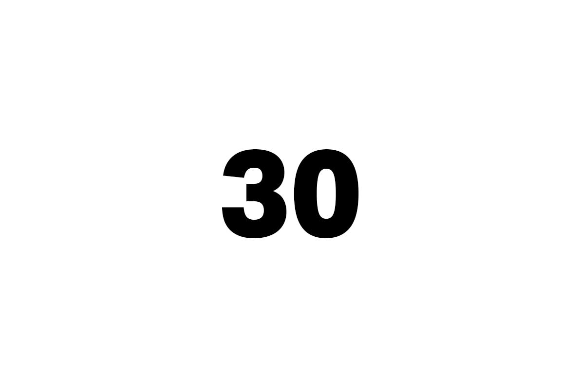 třicet