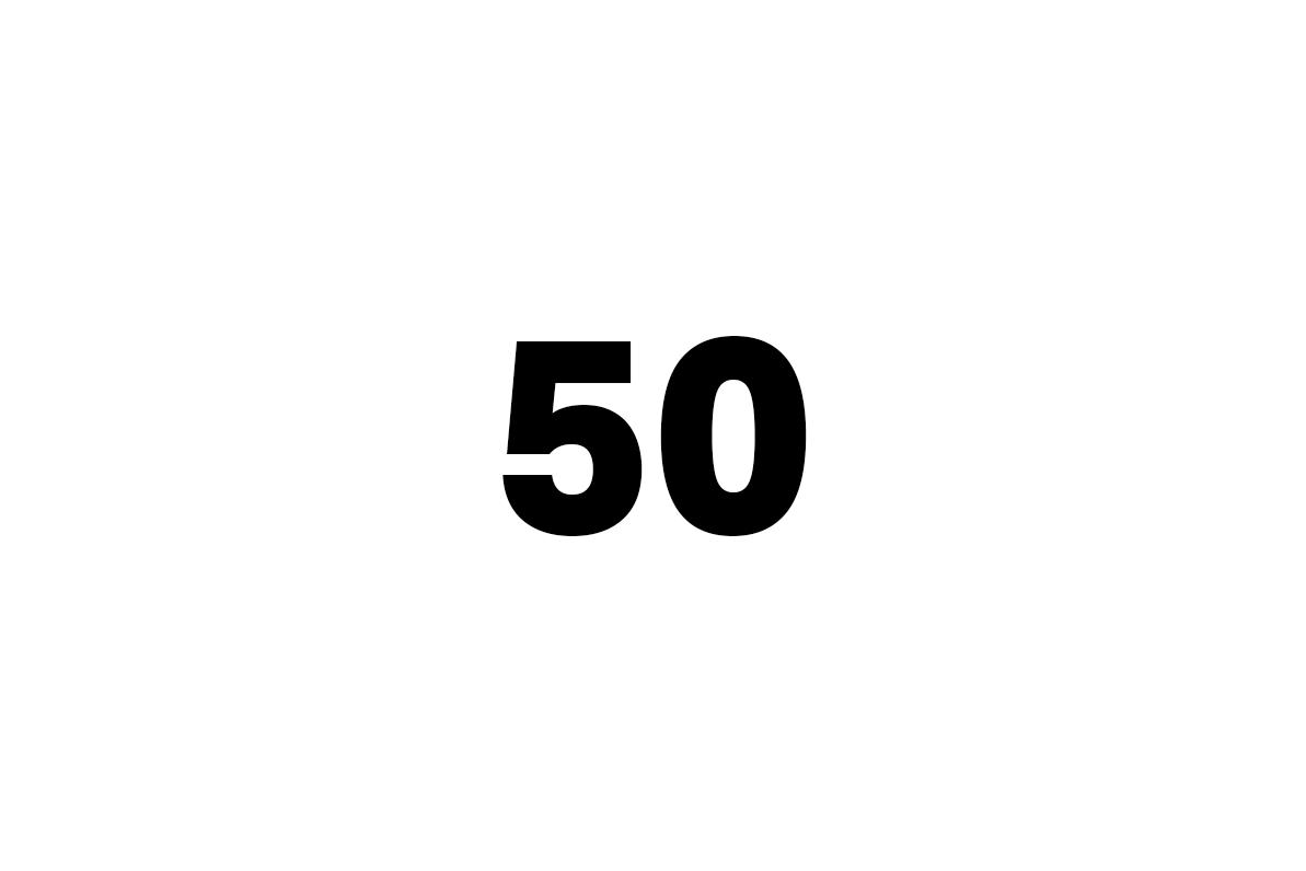 padesát