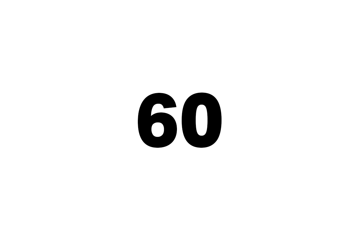 šedesát